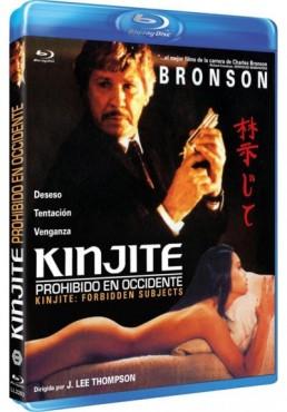 Kinjite : Prohibido En Occidente (Blu-Ray) (Kinjite: Forbidden Subjects)