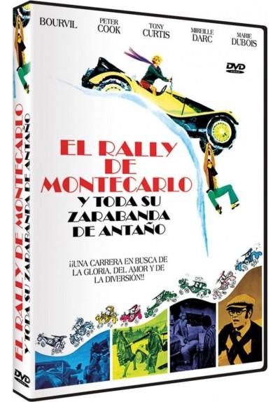 El Rally De Montecarlo Y Toda Su Zarabanda De Antaño (Monte Carlo Or Bust!)