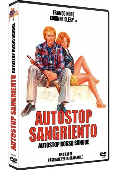 Autostop sangriento (Dvd-R) (Autostop Rosso Sangueaka)