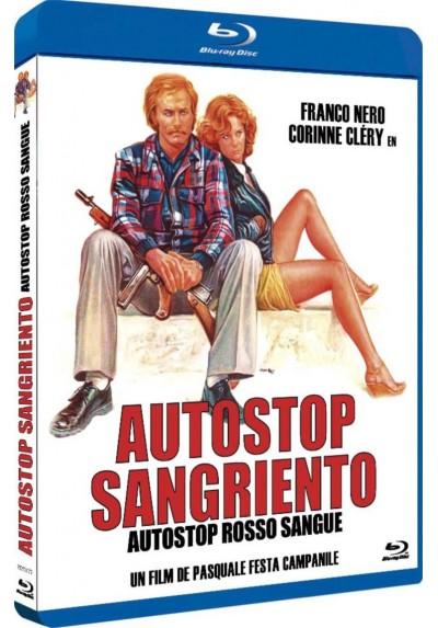 Autostop sangriento (Blu-Ray) (Autostop Rosso Sangueaka)