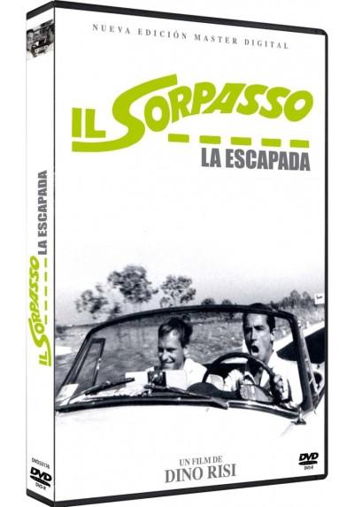 La Escapada (Dvd-R) (Il Sorpasso)