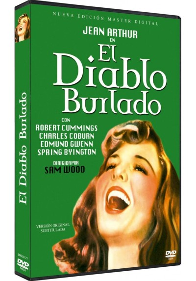 El Diablo Burlado (V.O.S.) (Dvd-R) (The Devil And Miss Jones)
