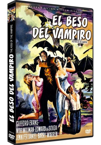 El Beso Del Vampiro (Dvd-R) (The Kiss Of The Vampire)