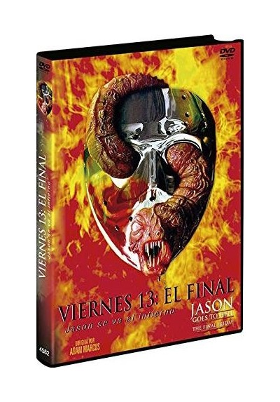 Viernes 13 : El Final (Jason Goes To Hell: The Final Friday)