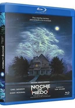 Noche De Miedo (1985) (Blu-Ray) (Fright Night)
