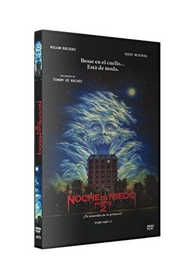 Noche De Miedo 2 (1988) (Fright Night Part 2)