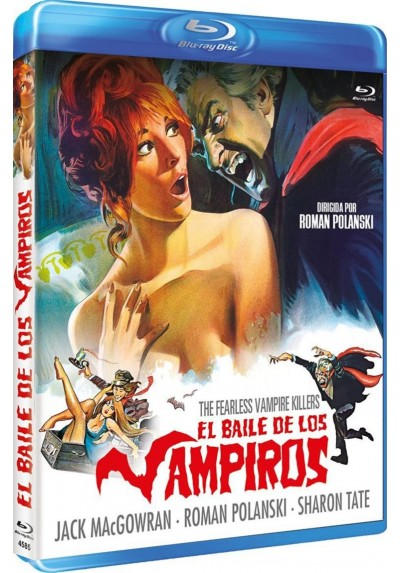 El Baile De Los Vampiros (Blu-Ray) (Dance Of The Vampires)