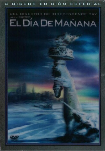 El Día De Mañana - Edición Especial - 2 Discos (The Day After Tomorrow)