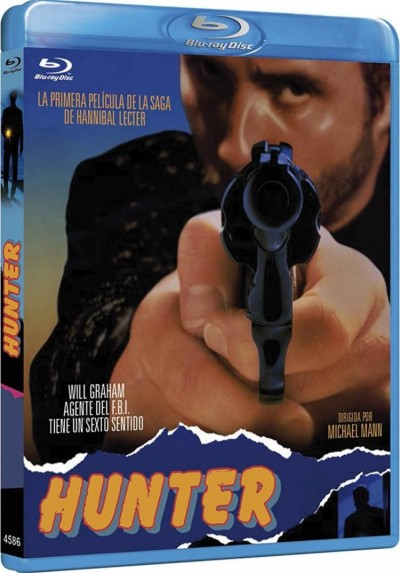 Hunter (Blu-Ray) (Manhunter)