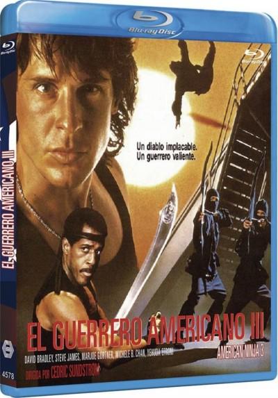 El Guerrero Americano III (Blu-Ray) (American Ninja 13)