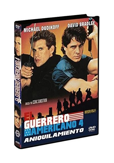 El Guerrero Americano 4 (American Ninja 4)