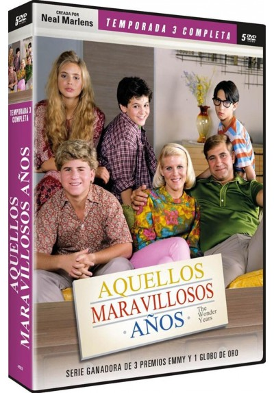 Aquellos Maravillosos Años - 3ª Temporada (The Wonder Years)