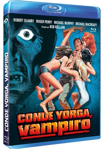 Conde Yorga, Vampiro (Bd-r) (Count Yorga, Vampire)