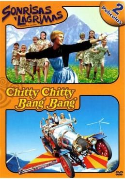 Pack Sonrisas y Lágrimas + Chitty Chitty Bang Bang