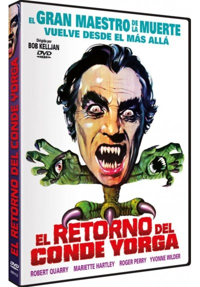 El retorno del conde Yorga (The Return of Count Yorga)