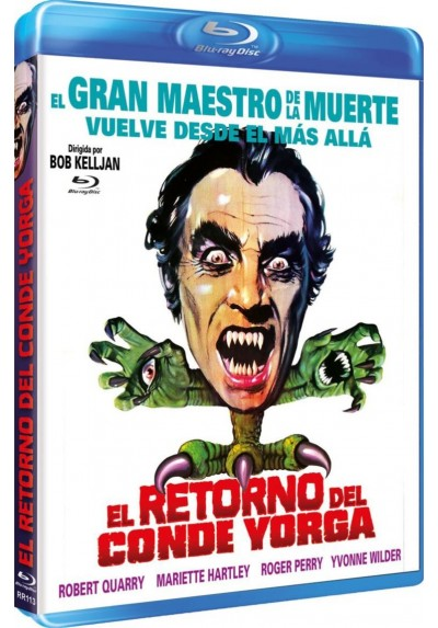 El retorno del conde Yorga (Bd-R) (The Return of Count Yorga)