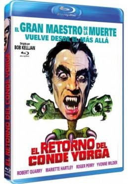 El retorno del conde Yorga (Bd-R) (The Return of Count Yorga)