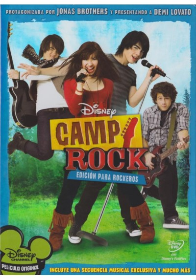 Camp Rock (Ed. Rockeros)