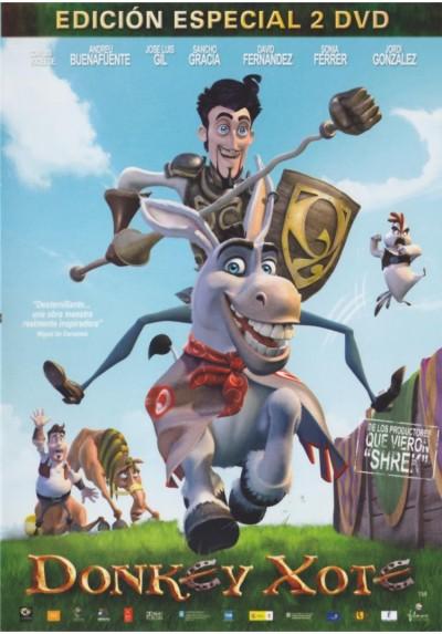 Donkey Xote (Ed. Especial 2 Discos)