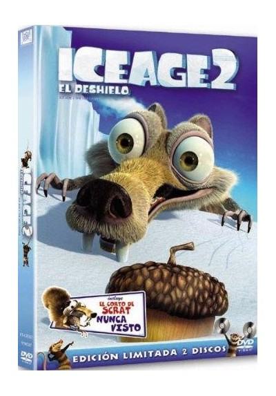 Ice Age 2 El Deshielo - Edición Limitada - 2 Discos (Ice Age 2: The Meltdown)