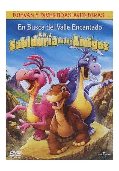 En Busca Del Valle Encantado XIII : La Sabiduria De Los Amigos (The Land Before Time)