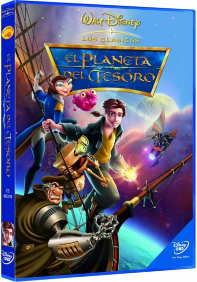 El Planeta Del Tesoro (Treasure Planet)