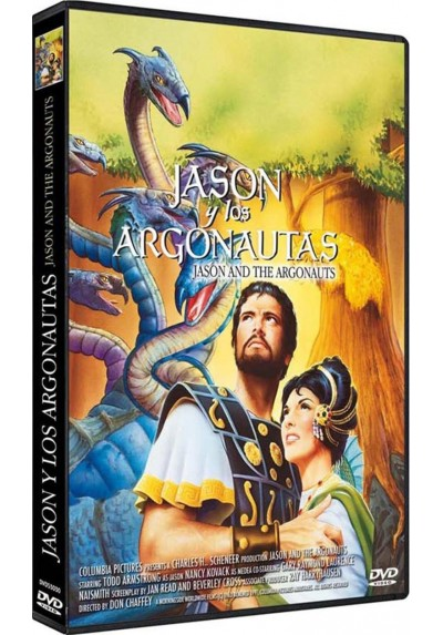 Jason Y Los Argonautas (Jason And The Argonauts)