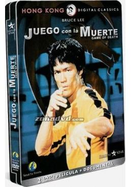 Juego Con La Muerte (Game Of Death) (Ed. Limitada - Metalica)