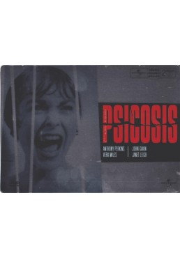 Psicosis (Ed. Coleccionista - Metalica) (Psycho)