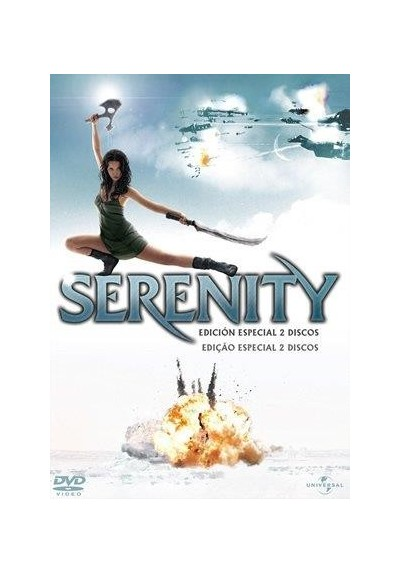Serenity (Ed. Limitada - Metalica)