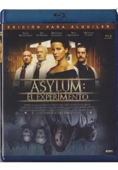 Asylum : El Experimento (Blu-Ray) (Stonehearst Asylum)