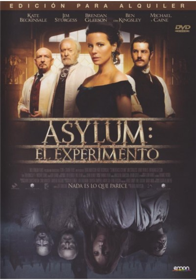 Asylum : El Experimento (Stonehearst Asylum)