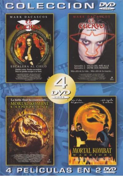 Pack Coleccion: El Cuervo / Mortal Kombat