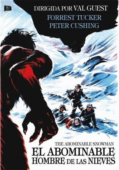 El Abominable Hombre De Las Nieves (The Abominable Snowman)