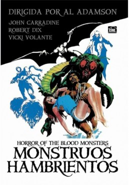 Monstruos Hambrientos (The Horror Of The Blood Monsters)