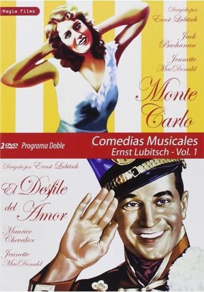Programa Doble - Comedias Musicales Ernst Lubitsch - Volumen 1 (Monte Carlo + El Desfile Del Amor)