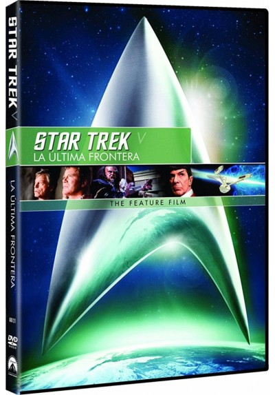 Star Trek V : La Ultima Frontera (Star Trek: The Final Frontier)
