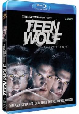 Teen Wolf - 3ª Temporada - Vol. 1 (Blu-Ray)