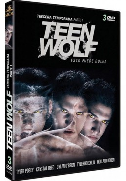 Teen Wolf - 3ª Temporada - Vol. 1