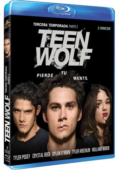 Teen Wolf - 3ª Temporada - Vol. 2 (Blu-Ray)