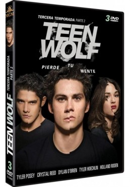 Teen Wolf - 3ª Temporada - Vol. 2