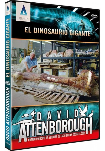 David Attenborough : El Dinosaurio Gigante (Attenborough And The Giant Dinosaur)