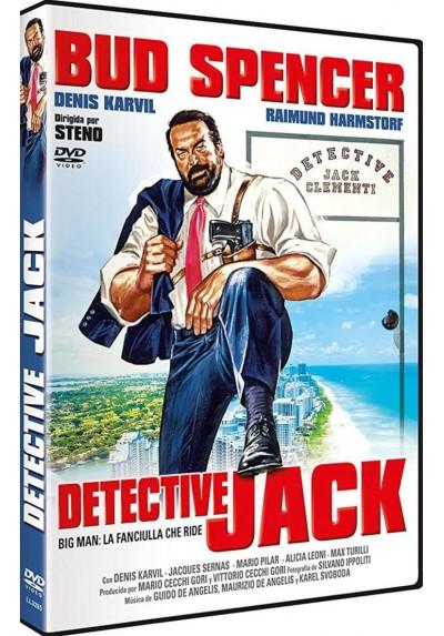 Detective Jack (Big Man: La Fanciulla Che Ride)