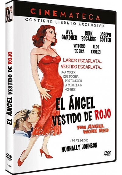 El Angel Vestido De Rojo (The Angel Wore Red)