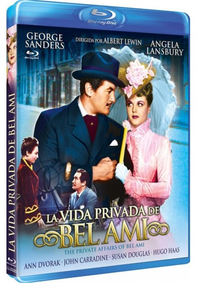 La Vida Privada De Bel Ami (Blu-Ray) (The Private Affairs Of Bel Ami)