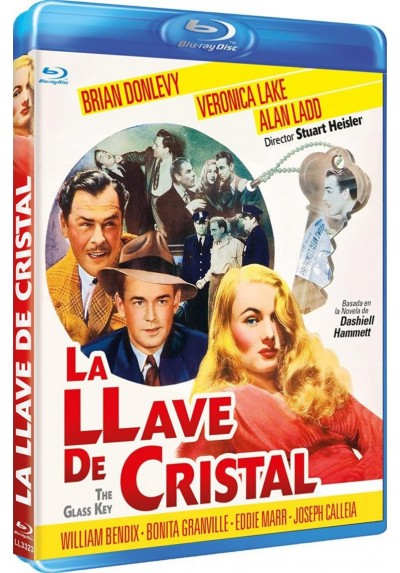 La Llave De Cristal (1942) (Blu-Ray) (The Glass Key)