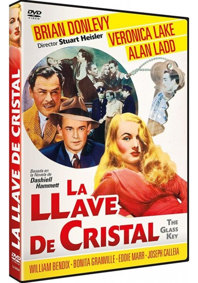 La Llave De Cristal (1942) (The Glass Key)