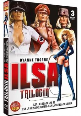 Pack Trilogia Ilsa