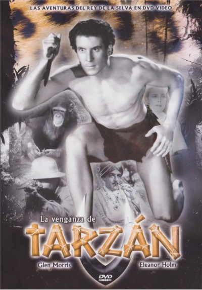 La venganza de Tarzan (1938) (Tarzan's Revenge)