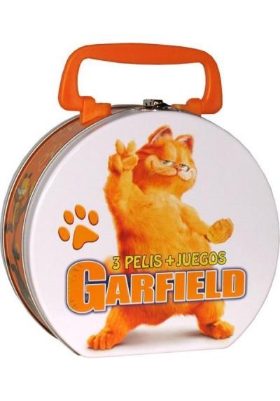 Garfield - Maleta Metálica